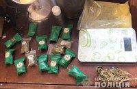 В Хмельницкой области изъяли наркотиков почти на два миллиона гривен
