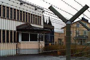 Шведа выпустили из тюрьмы без штанов
