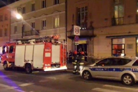 В українському культурному центрі у Варшаві підірвали бомбу