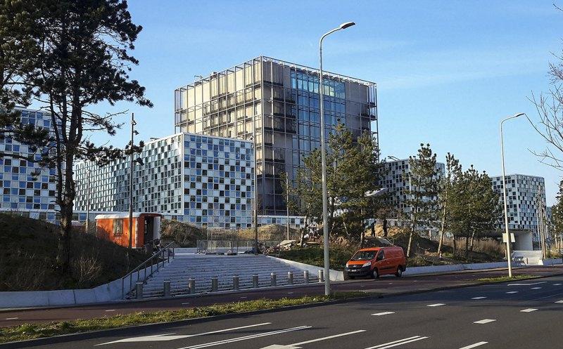 Комплекс зданий Международного уголовного суда в Гааге