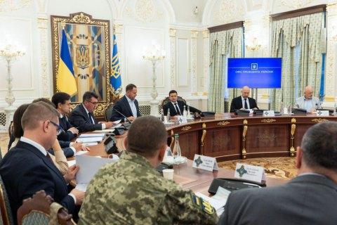 СНБО принял решение об увеличении оборонного бюджета Украины на 2022 год