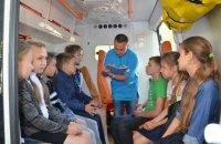Пострадавшие от газового баллончика дети уже выписаны из запорожской больницы