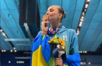 Украинская медалистка Олимпиады в Токио объявила о завершении карьеры