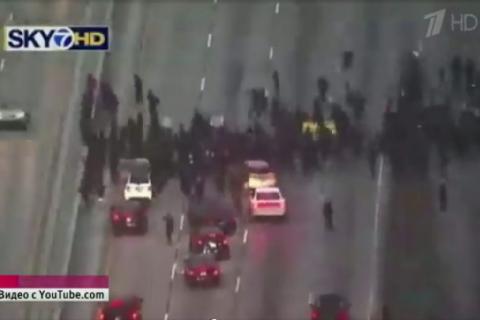 """Російський """"Первый канал"""" видав протести в Окленді за ловців покемонів"""