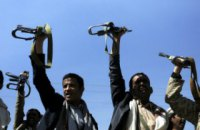 Смертники атаковали саудовский военный фрегат