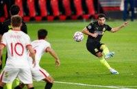 Гол Сулейманова признан лучшим голом недели в Лиге чемпионов