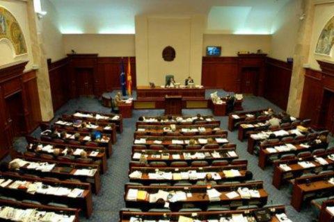 У Македонії націоналісти перемогли на парламентських виборах