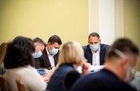 ТКГ провела перше засідання за участю оновленої української делегації