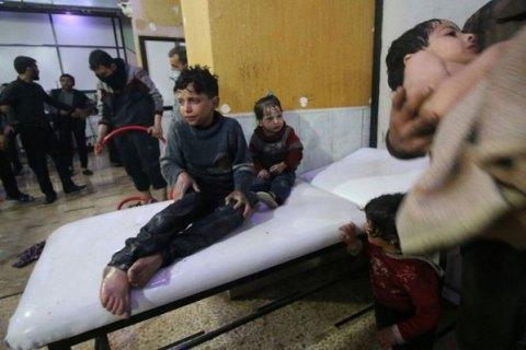 ВОЗ снова неподтвердила информации оприменении химоружия вСирии