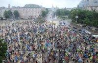 У Києві пройшов всеукраїнський велодень