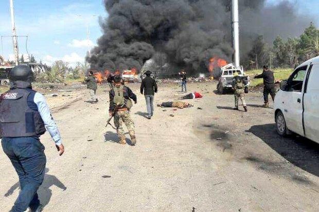УСирії стався вибух біля колони автобусів зевакуйованими, 16 загиблих