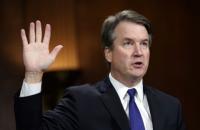 Кандидата Трампа призначено суддею Верховного суду, незважаючи на звинувачення у домаганнях