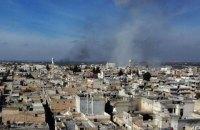Турция призывает мир запретить авиаперелеты над Сирией