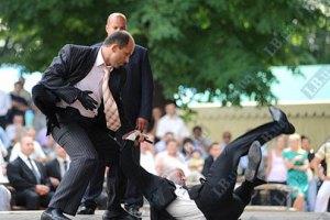 Охранники СБУ победили на чемпионате мира