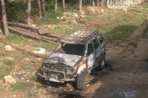 В Севастополе сожгли машину депутата