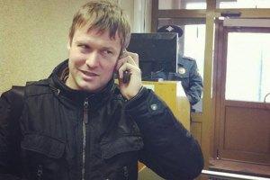 Российский оппозиционер Развозжаев доставлен в СИЗО в Иркутск