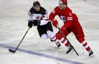 Чудова шайба, забита канадцями в овертаймі, позбавила росіян медалей чемпіонату світу з хокею