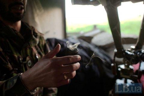 Возле Новоселовки Второй ранен украинский военный