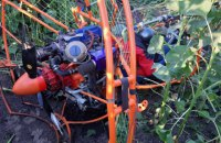 В Полтавской области разбился дельтаплан, двое погибших (обновлено)