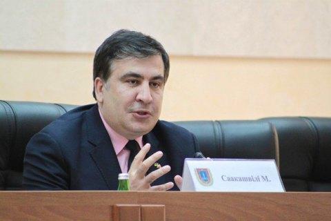 Порошенко и Гройсман встретились с Саакашвили
