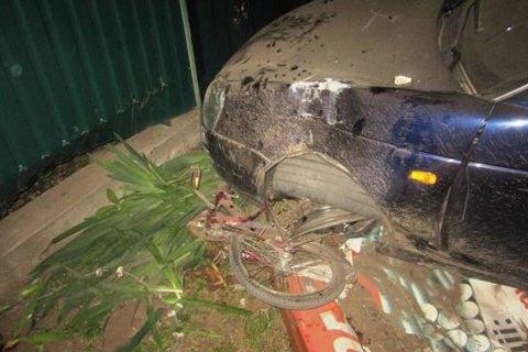 В Василькове автомобиль сбил насмерть двух девочек