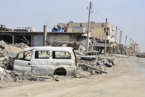 Несмотря на перемирие, режим Асада продолжает бомбардировки Восточной Гуты