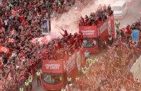 """На параді святкування """"Ліверпуля"""" були присутні 750 тисяч осіб"""