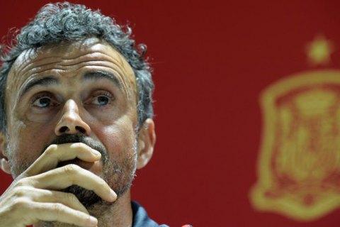 Главный тренер сборной Испании по футболу покинул свой пост