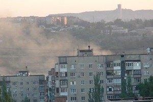 Боевики уничтожили электроподстанцию в Горловке, - СНБО