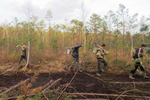 У Рівненській області копачі бурштину штурмували прикордонний пост, поранено двох людей