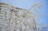 У четвер у Києві вночі до -3, а вдень до +4 градусів