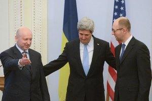 Керрі обговорив майбутню зустріч з Лавровим і Яценюком