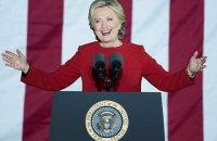 """Держдеп США активізував розслідування """"поштової справи"""" Гілларі Клінтон"""