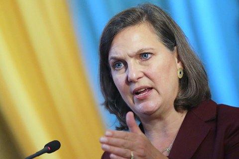 Вместе с Блинкеном в Украину приедет Виктория Нуланд
