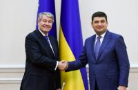 Украина и Германия договорились о проведении совместного бизнес-форума