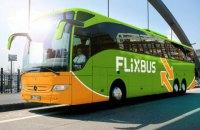 Автобусный лоукостер FlixBus запускает два международных рейса из Украины