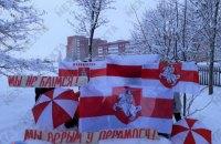 Білорусь традиційно протестує на вихідних, є затримані