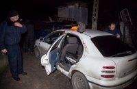 В Днепре пассажир такси ударил водителя ножом и угнал его автомобиль