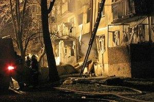 У Харкові стався вибух у багатоповерхівці: є потерпілі (Оновлено)