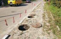 У Рівненській області троє підлітків отримали опіки через кинуту в каналізаційний люк петарду