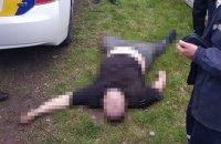 В Днепре дебошир умер при задержании полицией