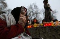Больше половины населения Украины уверены, что Голодомор был геноцидом