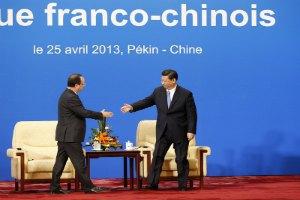 Париж і Пекін підписали контракти на € 18 млрд