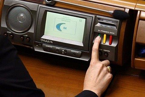 Рада заполнила свою квоту в комиссии по смене состава НКРЭКУ