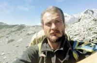 """Доброволець """"Правого сектору"""" Віталій Дячук, що пройшов частину Великого Гімалайського шляху: """"Війна подібна до альпінізму"""""""