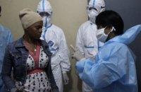 У Гвінеї стартувала вакцинація від Еболи