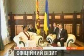 Президент Шри-Ланки предложил Украине вместе искать нефть