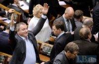 Резонансні закони не обговорювались, в їх ухваленні винна опозиція, - представник Януковича