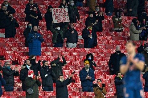 """У матчі проти лондонського """"Арсеналу"""" """"Рапід"""" установив антирекорд Ліги Європи"""