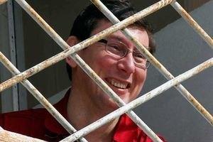 Тюремники пояснили, чому Луценко сидить без телефонного зв'язку